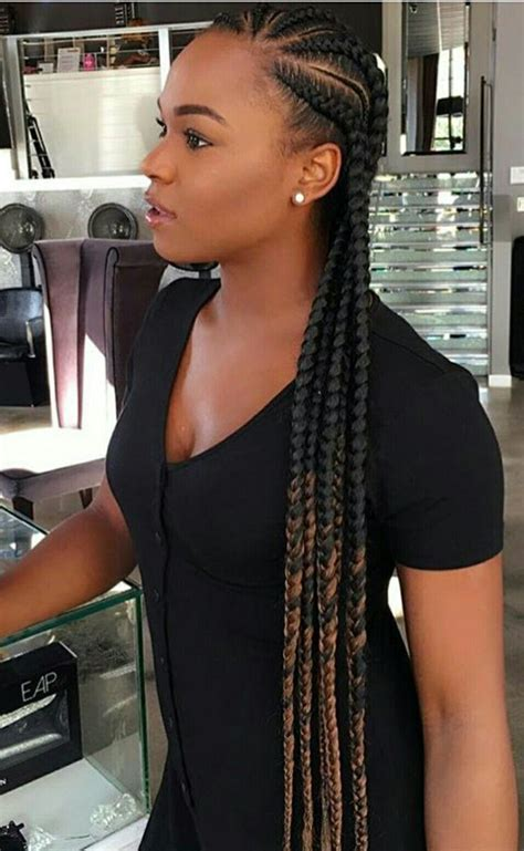 coiffure tresse africaine pin by on braids twists weaves and wigs