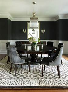 round dining table to decorate your home With how to create perfect modern dining room