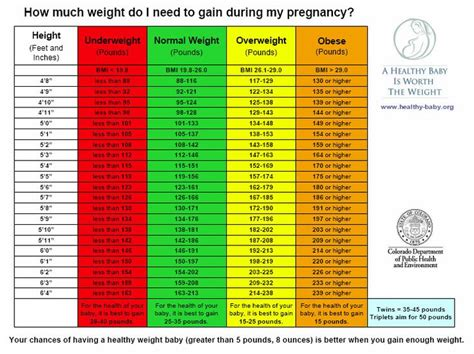 pregnancy weight gain pregnancy weight gain charts