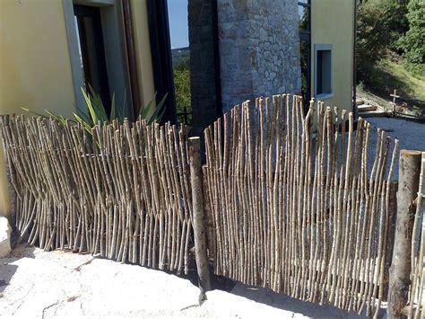 recinzione giardino in legno recinzioni e staccionate vivaio e stefanelli todi