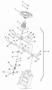Simplicity 1687372 - Tilt Steering Kit