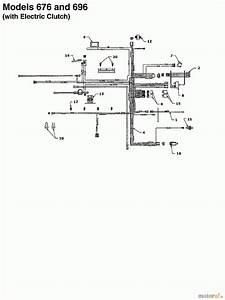 Yard Man Lawn Mower Wiring Diagram 146y834p401