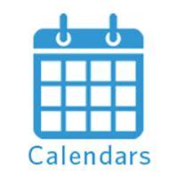 calendars home