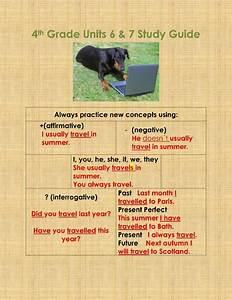 4th Grade Units 6 Study Guide 2