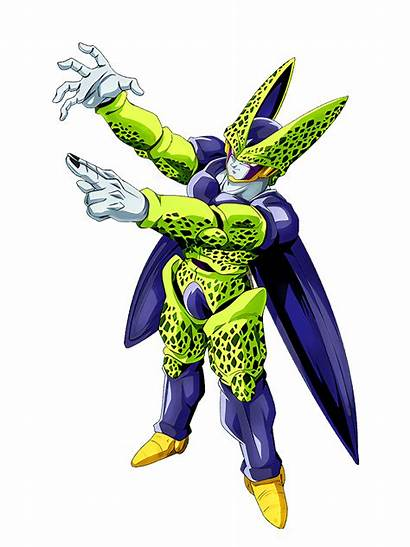Cell Perfect Dragon Ball Dbz Super Imperfect