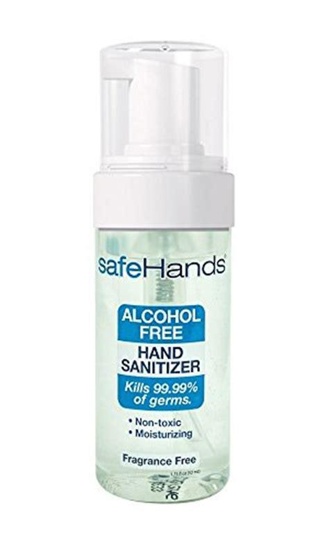 safehands  alcohol  foam hand sanitizer brand