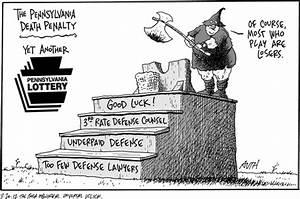 Cartoons about Capital Punishment