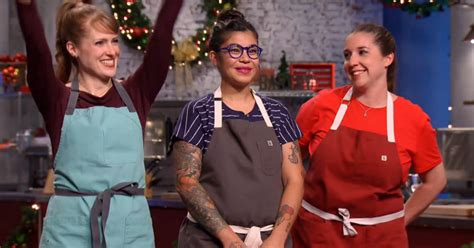 food network gossip holiday baking championship winner