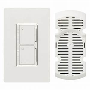 Lutron Remote Dimmer Wiring Diagram : ceiling fan and light control ~ A.2002-acura-tl-radio.info Haus und Dekorationen