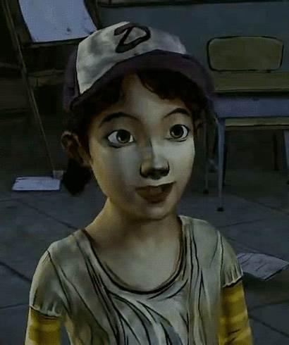 Walking Dead Clem Clementine Telltale Young Season