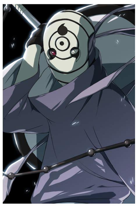 madara uchiha akatsuki daily anime art