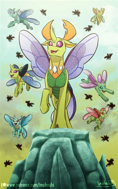king thorax mlp mlp mlp pony mlp thorax