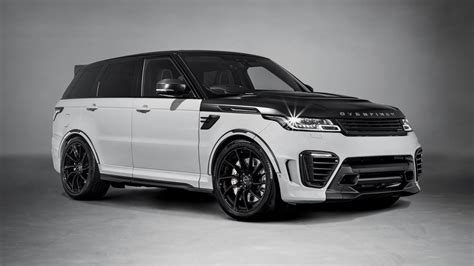 overfinch supersport   loud  carbon  top gear