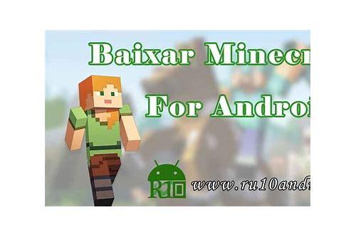 minecraft gry baixar grátis aptoide