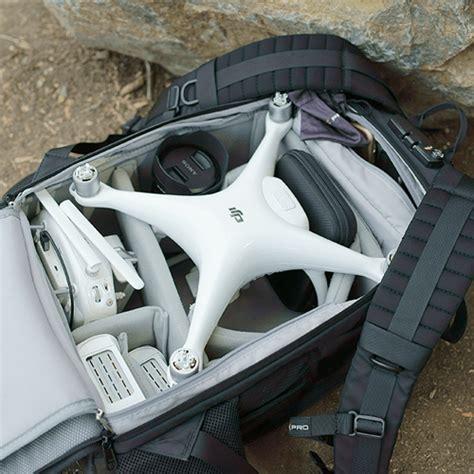 mochila polarpro drone trekker  dji phantom   pro  pro zona outdoor