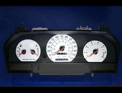 car maintenance manuals 1997 volvo 850 instrument cluster 1994 1997 volvo 850 non turbo dash cluster white face gauges 94 97 ebay