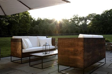 outdoor sofa holz innovative holz outdoor sofa gartenm 246 bel holz lounge
