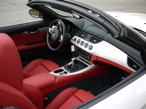 bmw red interior sporty and the e89 bmw z4 select luxury cars
