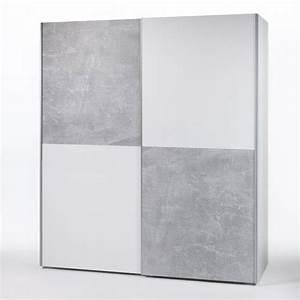 Kleiderschrank Weiß Grau : schiebet renschrank kleiderschrank schwebet renschrank ~ A.2002-acura-tl-radio.info Haus und Dekorationen