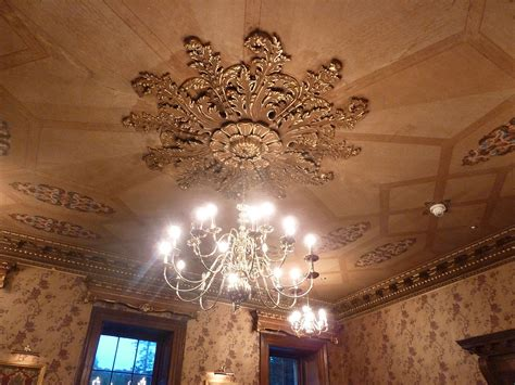What Is The Chandelier About by Ceiling