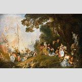 Rococo Art Watteau | 600 x 399 jpeg 50kB