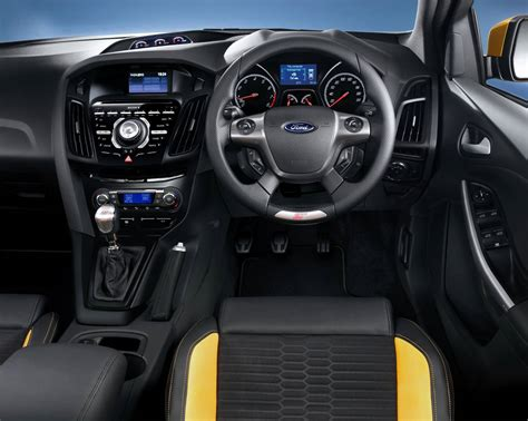 ford cars news focus st pricing  specifications