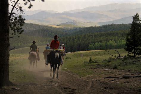 riding places go horseback