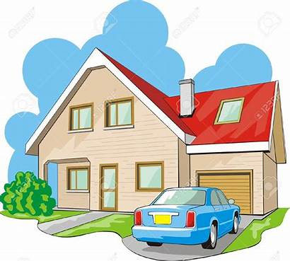 Clipart Garage Dwelling Illustration Transfer Property Clipground