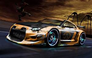 3D Cars HD Wallpapers - WallpaperSafari
