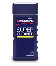 International Boat Cleaner by International Cleaner High Strength Surface