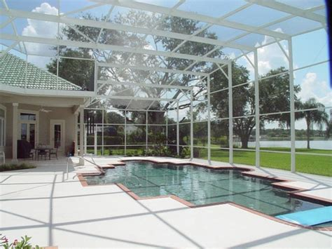 pool enclosures modern design options and types of