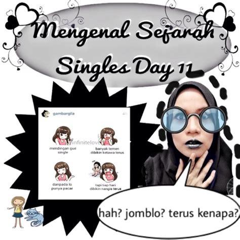 cerita cha mengenal hari jomblo singles day