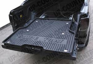 Sliding Bed Tray for Double Cab Pick-Up Truck Up-Country