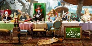 Danny Elfman This Is Halloween Live by Alice In Wonderland Archives Sci Fi Heaven Net