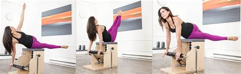Pilates Chair Exercises by Pilates News In San Francisco Maiden Studios