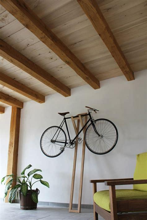 fahrradhalter  moderne und praktische ideen