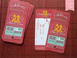 17 best ideas about chinese wedding invitation on With wedding invitations printing malaysia