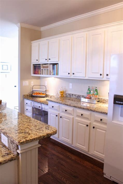 white kitchen colors cabinet color and granite attractive home design 1037