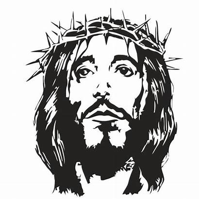 Jesus Cross Crown Holy Thorns Clipart Christian