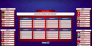 Fifa World Cup 2018 Schedule In Malaysia Time  Live Tv