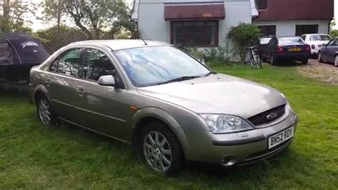 2002 Ford Mondeo Zetec Tdci Diesel Video Review
