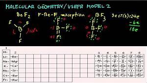 Molecular Geometry Vsepr 2 Mov