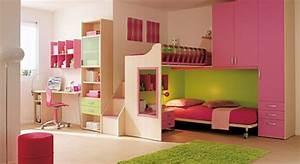 Bedroom design pink bedroom inspiration variety of for Girls bedroom design