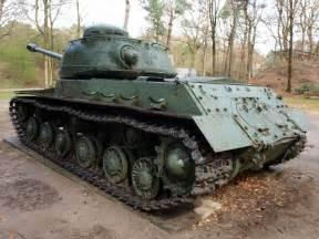 Joseph Stalin WW2 Tank