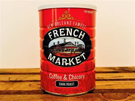 New Orleans' Famous French Market Coffee & Chicory (dark Espresso Iced Coffee Grinder Reviews Table Ikea Easy Light Americano With Extra Shot Instant
