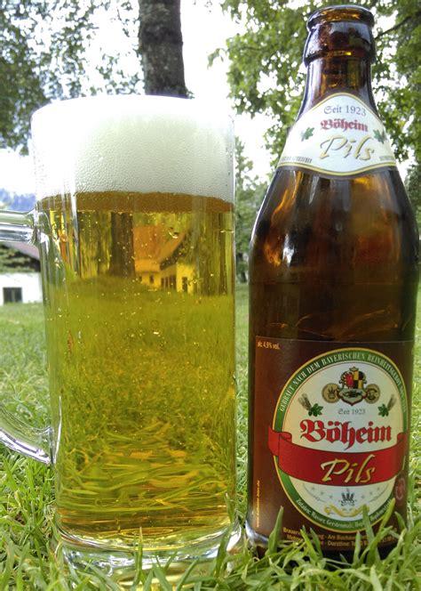 Brauervereinigung Pegnitz: Böheim Pils (Nr. 1747) - Bier-Scout