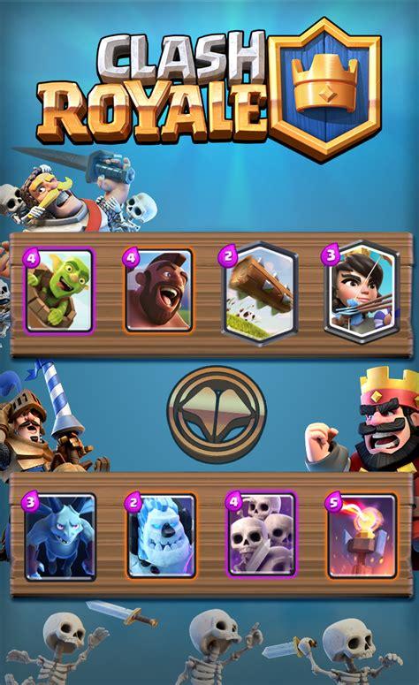 Meta Decks Clash Royale by Top Decks M 233 Ta Clash Royale Clash Royale