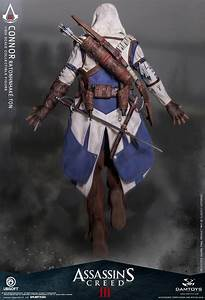 Assassin's Creed III - Connor 1/6 Scale Figure by DAMTOYS ...