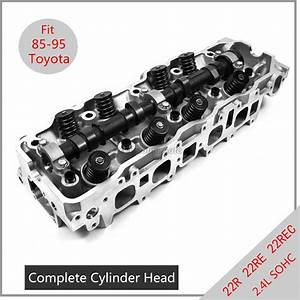 Cylinder Head Fit 22re 22r 1985