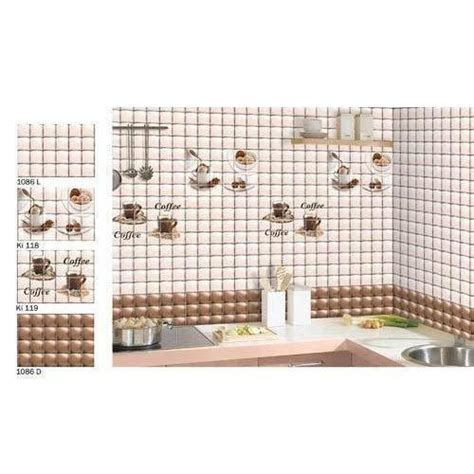 ceramic kitchen wall tiles rs  box galaxy tiles